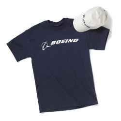 PACK remera + gorra Boeing