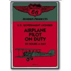 Iman Pilot on duty