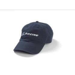 gorra boeing azul