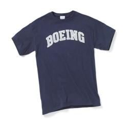 Remera Boeing Navy