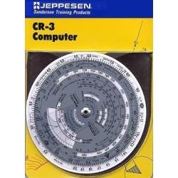Computador de vuelo Jeppesen Cr3
