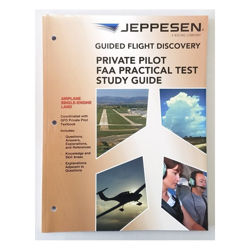 Private Pilot FAA Practical Test Study Guide (Jeppesen)