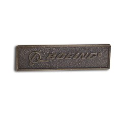 Boeing Bronze Pin