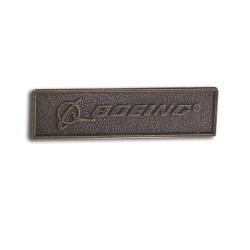 Boeing Bronze Pin