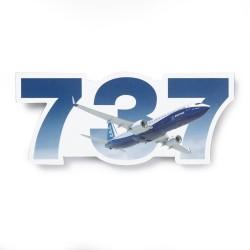 Imán 737 Sky