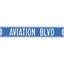 Iman AVIATION BLVD