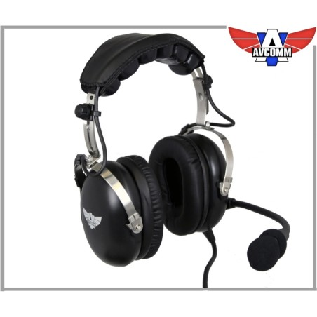 Auricular ANR AvComm AC-1000 ANR/Bluetooth Headset