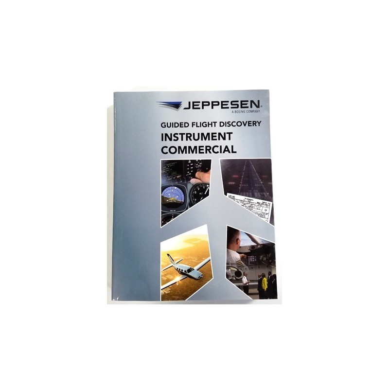 GFD Instrument / Commercial Textbook Jeppesen