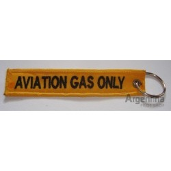 AVIATION GAS ONLY
