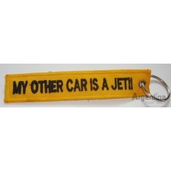 MY OTHER CAR IS A JET