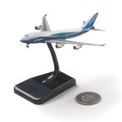 Maqueta de avion Boeing escala  1/1000